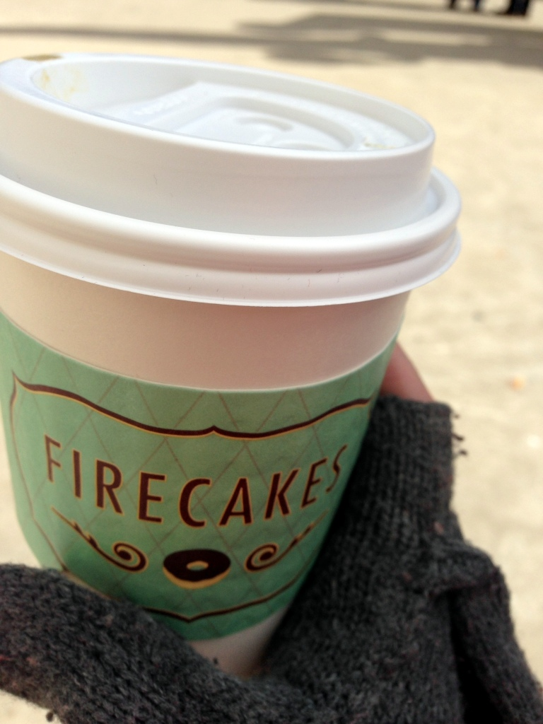 From the Road I'm On - Firecakes