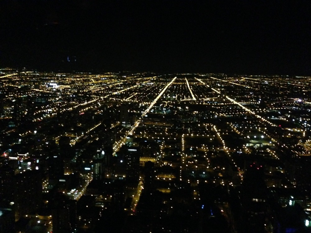 From the Road I'm On - John Hancock Observatory