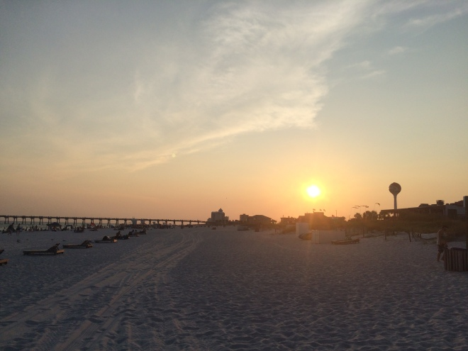11 Best Views from on the Road in the South - Pensacola, Florida via From the Road I'm On