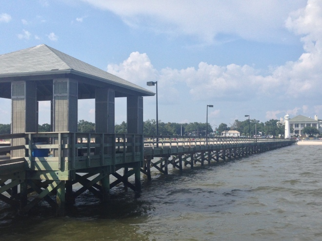 11 Best Views from on the Road in the South - Biloxi, Mississippi via From the Road I'm On