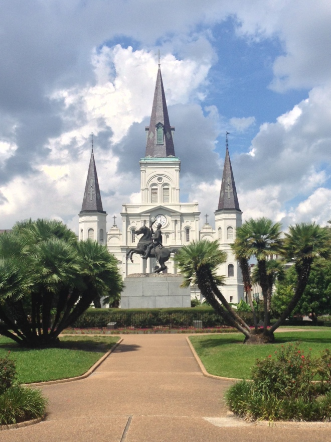 11 Best Views from on the Road in the South - New Orleans, Louisiana via From the Road I'm On