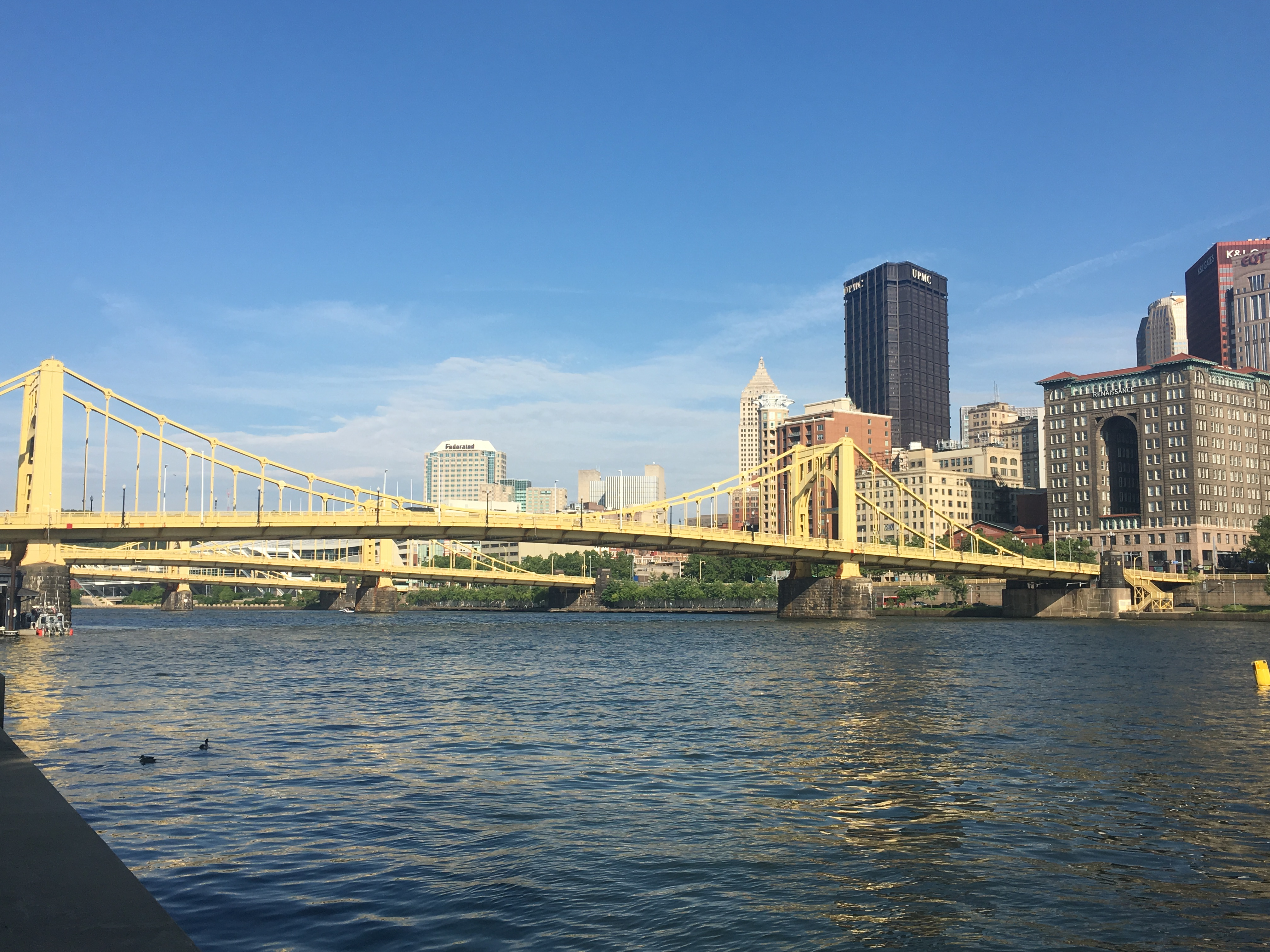 Pittsburgh Skyline Image